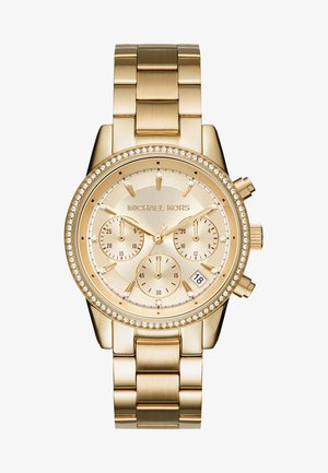 RITZ - Chronograph watch - gold-coloured