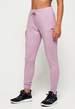 ACTIVE STUDIO LUXE - Pantalones deportivos - pink