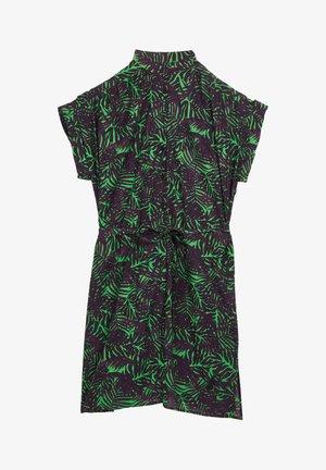 Jurk - grass green