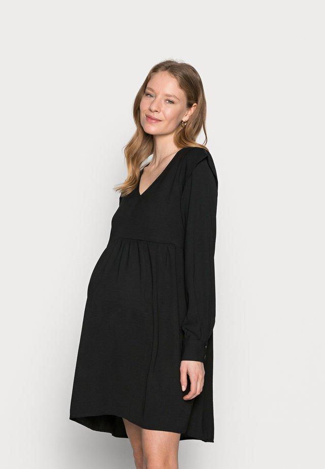PCMDORTHY DRESS - Sukienka letnia - black