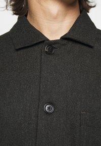 Filippa K - LOUIS JACKET - Lehká bunda - dark grey - 6