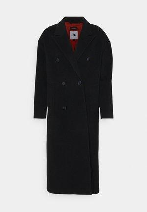 WILLY COAT - Klasický kabát - black