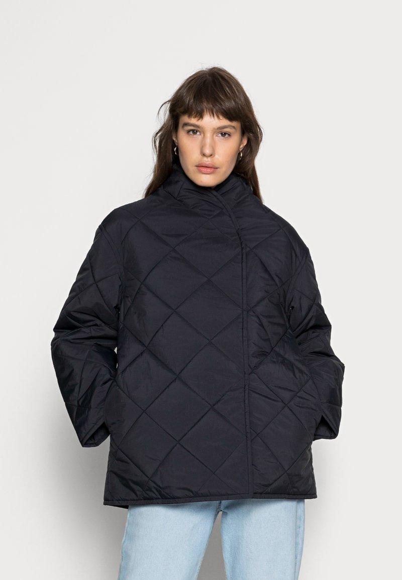 ARKET - Light jacket - black