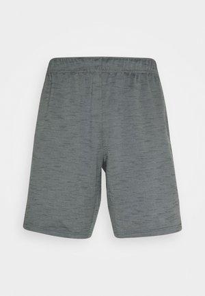 YOGA - Sports shorts - smoke grey/iron grey/black