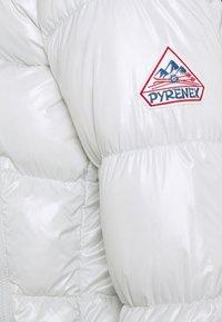 PYRENEX - VINTAGE MYTHIC - Down jacket - pale stone - 4