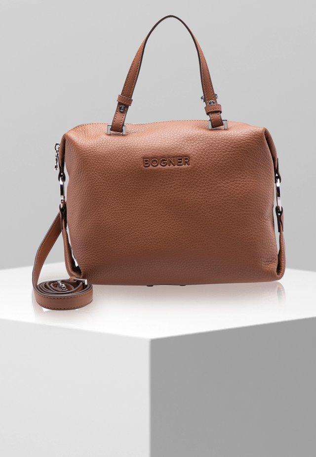 LADIS SOFIE - Handbag - cognac