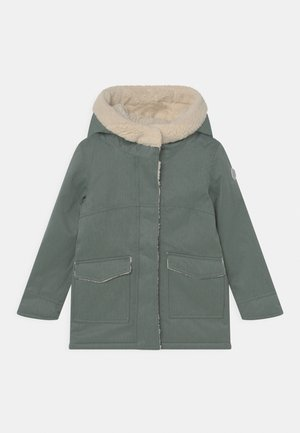KOW GIRLS - Parka - hell stahlmint