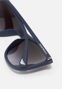 Emporio Armani - Sunglasses - matte blue - 3