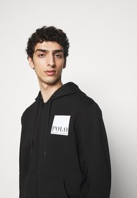 Polo Ralph Lauren - TECH - veste en sweat zippée - black - 4