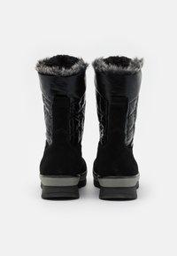 Jana - Winter boots - black - 3