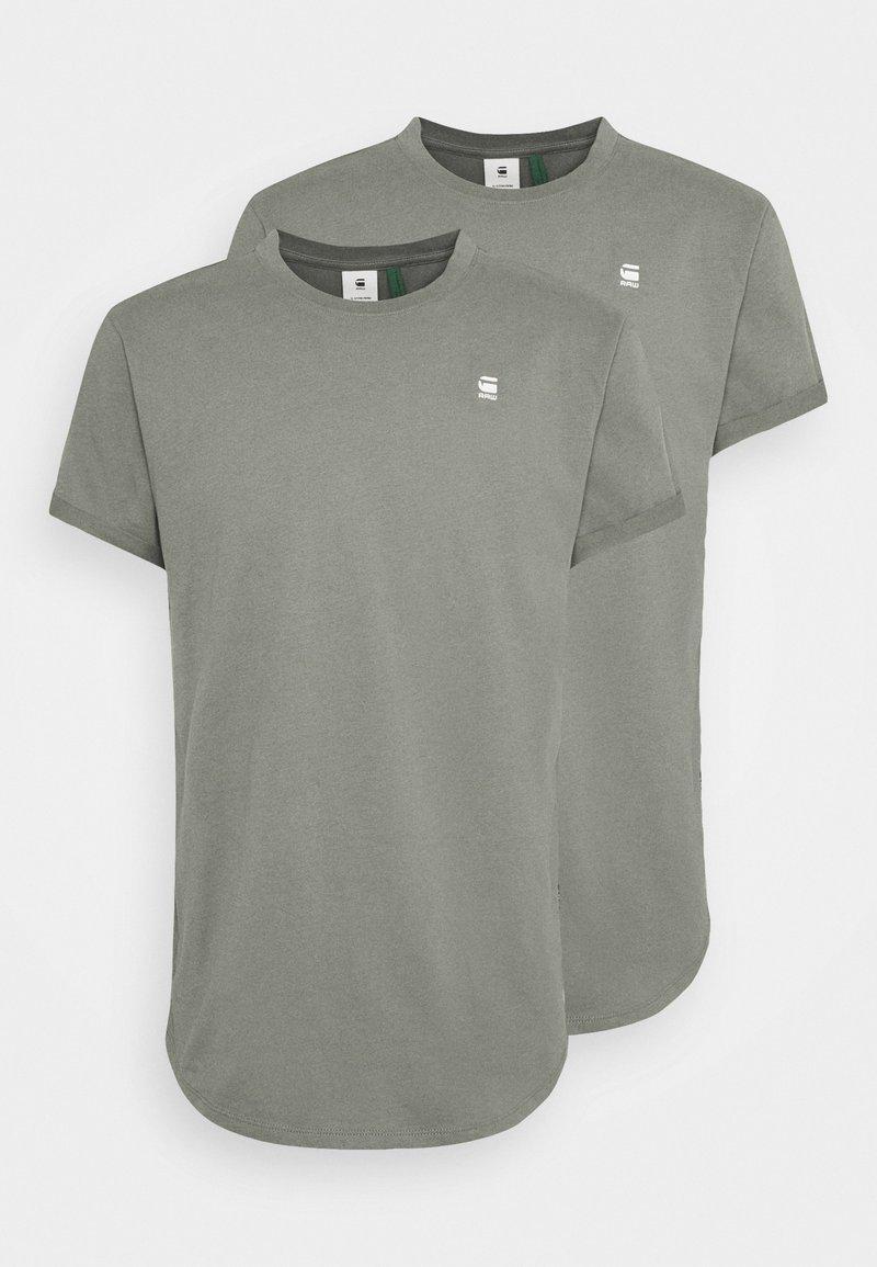 G-Star - LASH 2 PACK - T-shirt - bas - orphus