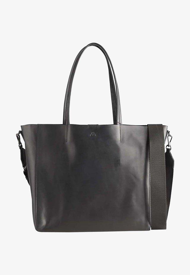 Shopper - black black