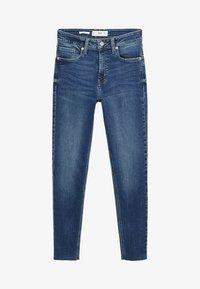 Mango - ISA - Jeans Skinny Fit - dark blue - 7