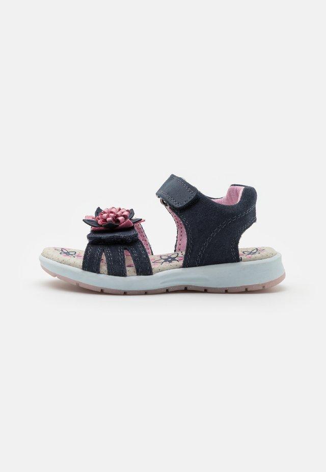 DORITA - Sandals - navy