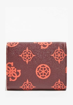 UPTOWN CHIC LOGO - Wallet - bordeaux