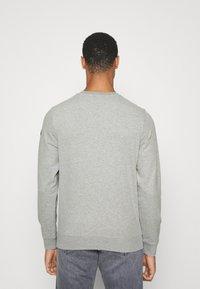 Belstaff - Sweatshirt - grey melange/dark navy - 2