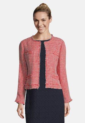 MIT FRANSEN - Blazer - red/rosè