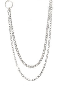 Icon Brand - DROP WALLET CHAIN - Other - silver-coloured - 3