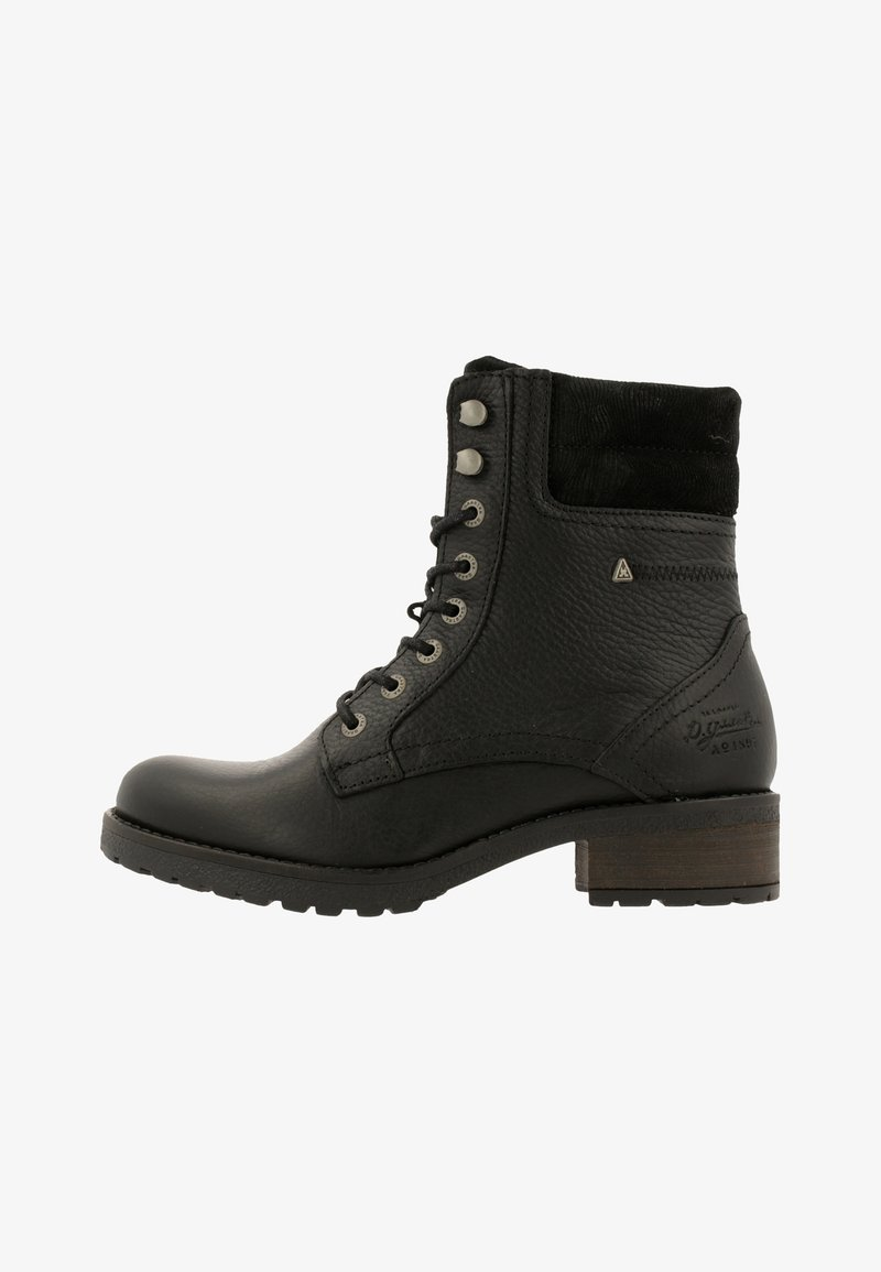 Gaastra - MARENA - Lace-up ankle boots - black