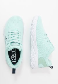 Kappa - CLIFFIN - Zapatillas - mint/navy - 1