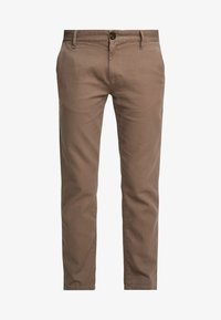 TOM TAILOR - STRUCTURE - Chino - morel brown - 4