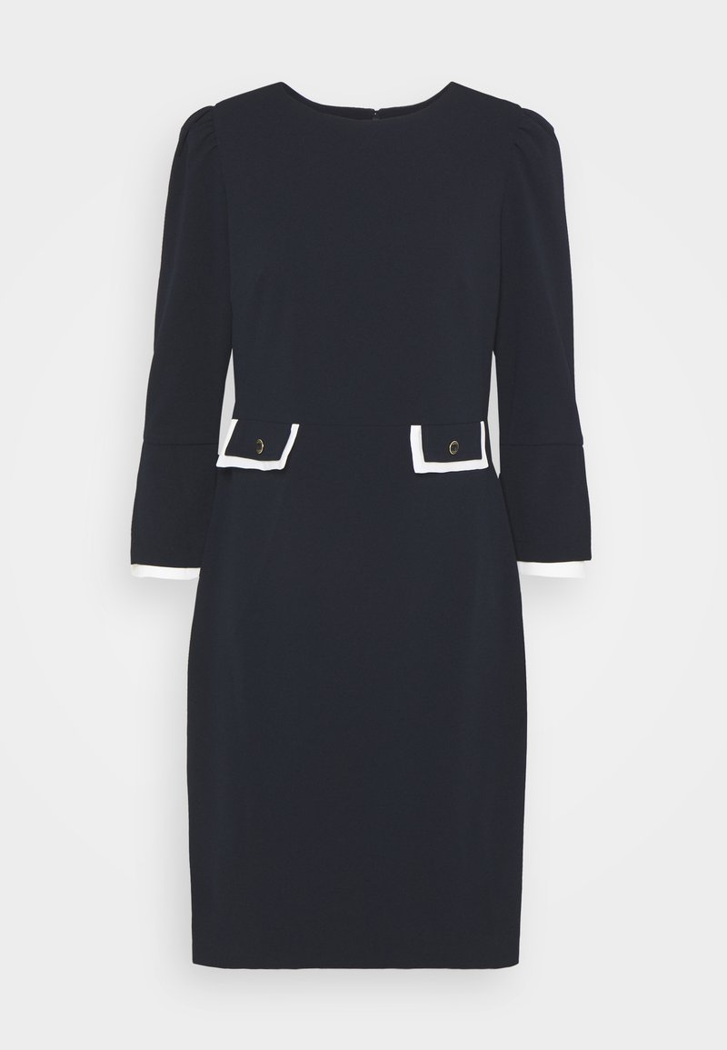 DKNY - Shift dress - midnight/ivory