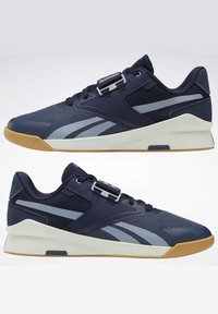 Reebok - LIFTER PR II SHOES - Zapatillas de entrenamiento - blue
