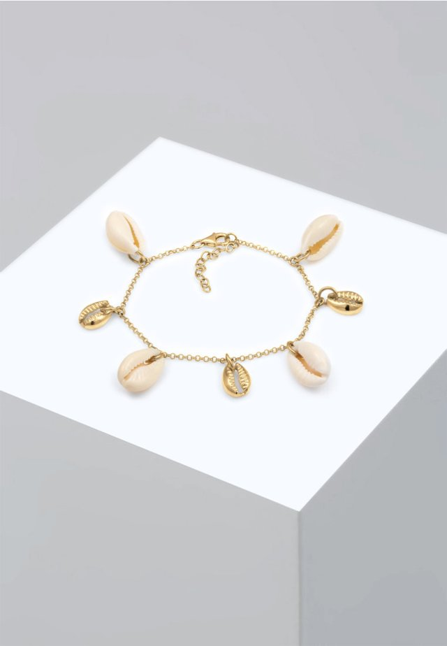 Bracelet - gold coloured
