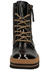 Paul Green - Lace-up ankle boots - schwarz 007 - 4