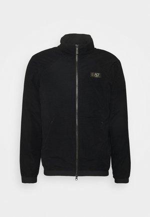 BLOUSON - Lehká bunda - black