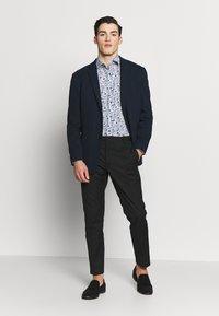 Calvin Klein Tailored - DOUBLE STRUCTURE - Blazer jacket - blue - 1