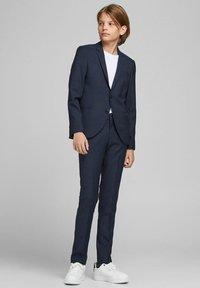 Jack & Jones Junior - JPRSOLARIS - Suit jacket - dark navy - 0