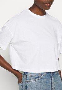 Even&Odd - 2 PACK - Basic T-shirt - black/white - 6