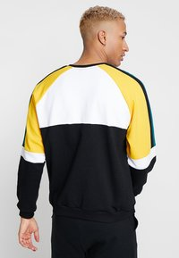 Kaotiko - Sweatshirt - black/white/yellow - 2