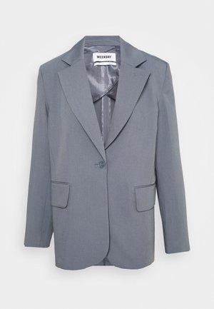 RUMI  - Short coat - grey medium dusty
