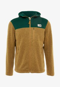 british khaki heather/night green heather
