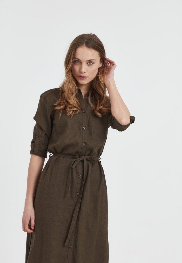 Sukienka jeansowa - wren