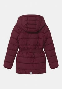 s.Oliver - Winter coat - KARMINROT - 1