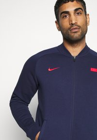 Nike Performance - FRANKREICH FFF - Klubové oblečení - blackened blue/university red - 2