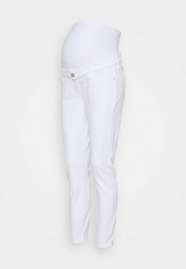 Skinny džíny - white bright