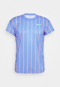 Nike Performance - SLAM - Print T-shirt - royal pulse/ghost green - 4