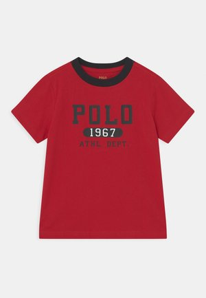 T-shirt print - ralph red