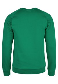 adidas Performance - CORE ELEVEN FOOTBALL LONG SLEEVE PULLOVER - Sweater - green - 1