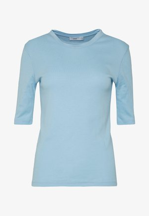 Camiseta básica - porcelaine