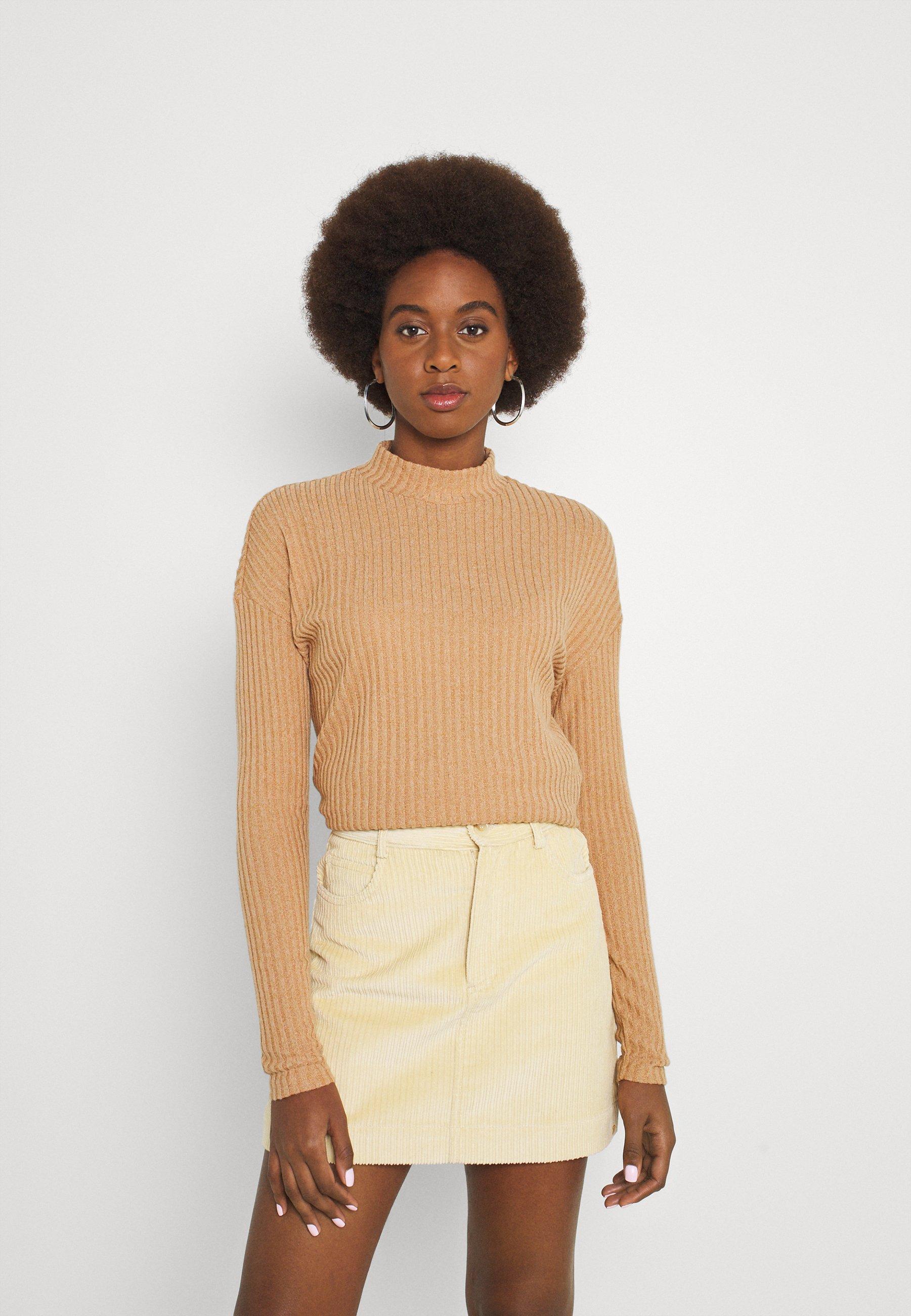 Femme VMBLOSSOM FUNNEL NECK - Pullover