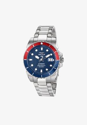 Watch - blau/silber
