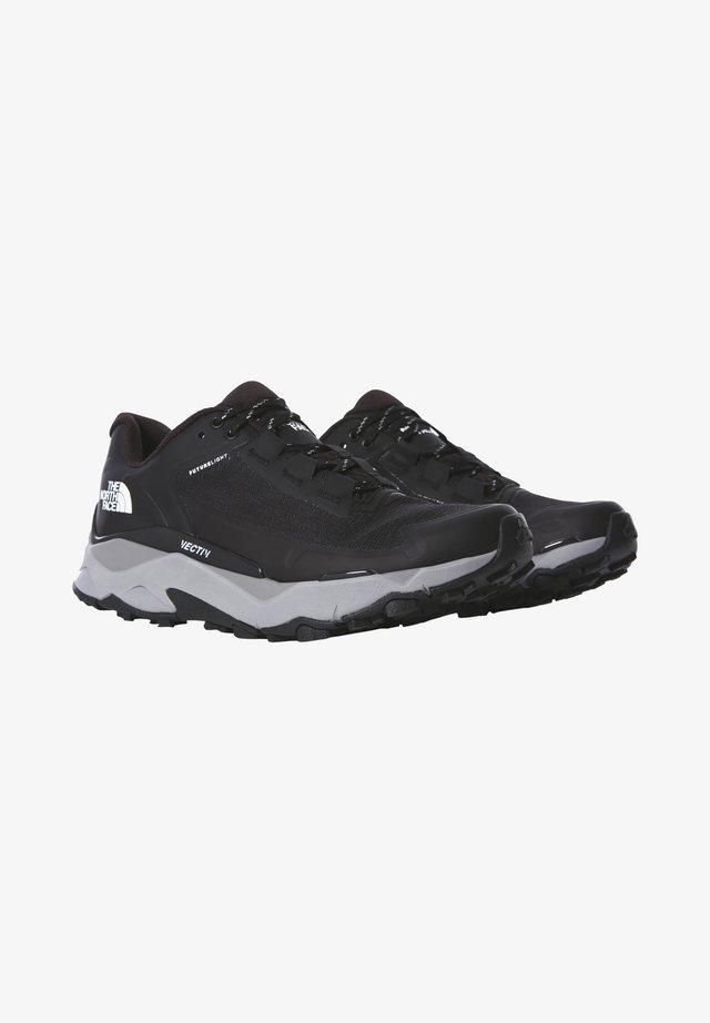 W VECTIV EXPLORIS FUTURELIGHT - Outdoorschoenen - tnf black meld grey