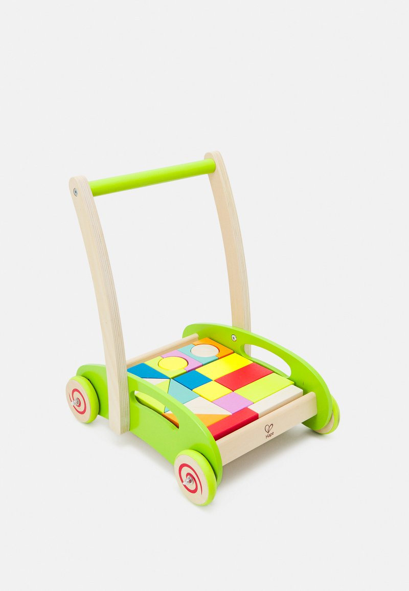 Hape - BAUWAGEN UNISEX - Toy - multicolor