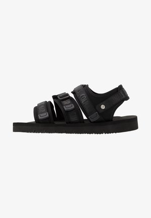 KAEL MONO - Walking sandals - black
