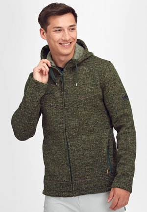 CHAMUERA ML - Sweatjacke - woods